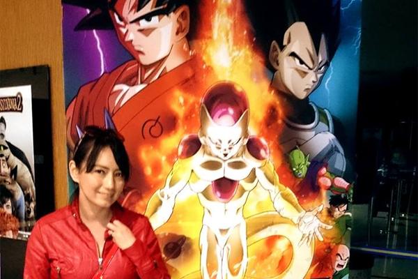 Dragon Ball Z La resurrección de Freezer se encuentra en el Tercer Lugar de Taquillas en México