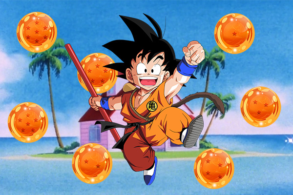 Dragon Ball - Goku Niño