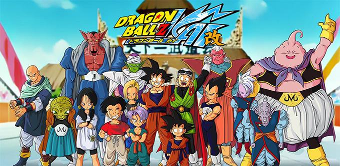 Confirmado el doblaje de Dragon Ball Kai (Saga de Majin Boo) a Español Latino