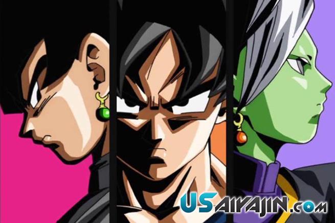 Black Goku es Goku