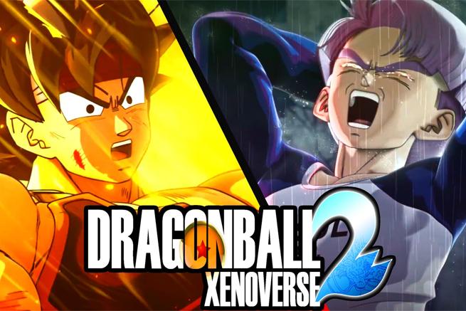 Dragon Ball Xenoverse estrena nuevo trailer