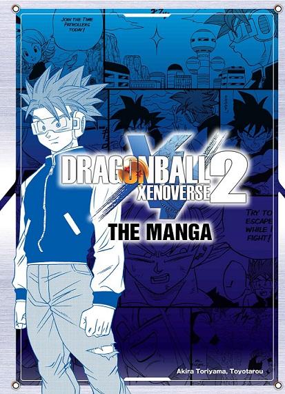 Dragon Ball Xenoverse 2 contará con un manga