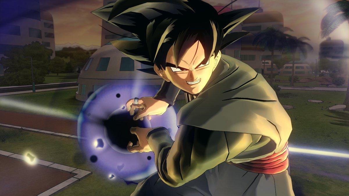 Black Goku en Dragon Ball Xenoverse 2